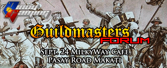 Pinoy Gaming Network: Guild Master Forum