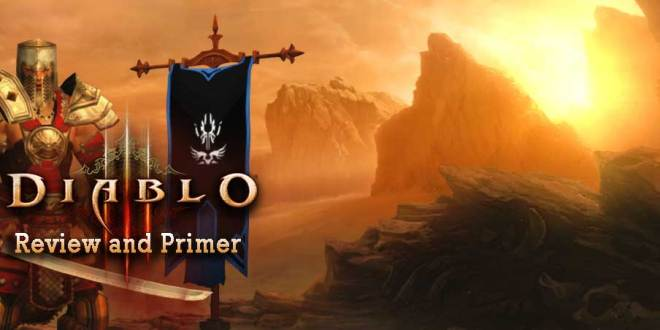 Diablo III Review and Primer